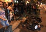 Thiếu nữ bị thiêu trước cửa phòng trà Đà Nẵng