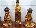 Phú Yên điều tra vụ mất trộm 6 tượng Phật cổ