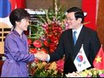 Quan hệ Việt - Hàn hướng tới chiều sâu chiến lược
