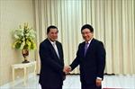 Kỳ họp lần thứ 13 Ủy ban hỗn hợp Việt Nam - Campuchia kết thúc tốt đẹp