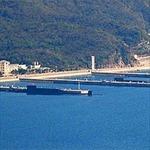 Lộ diện căn cứ tàu ngầm hạt nhân mới, lớn nhất của Trung Quốc