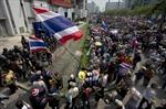 Tòa Dân sự Thái Lan cấm sử dụng vũ lực chống người biểu tình