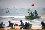 Quân đội Trung Quốc diễn tập tấn công chớp nhoáng Nhật Bản