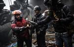 Người biểu tình Ukraine giữ 67 cảnh sát làm con tin
