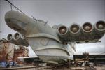 Tiết lộ 'siêu chiến đấu cơ' bí mật lớn nhất thế giới của Liên Xô
