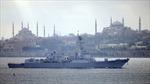 Mỹ lại điều tàu chiến tới Biển Đen