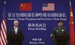 Đằng sau việc Bộ trưởng Quốc phòng Mỹ thăm tàu sân bay Liêu Ninh