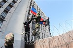 Chính quyền Ukraine dọa dùng vũ lực tại miền Đông