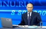 Tổng thống Putin: Nga chưa bao giờ lên kế hoạch sáp nhập Crimea