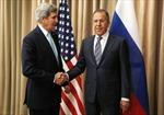 Căng thẳng ngay khi khởi đầu đàm phán 4 bên về Ukraine