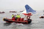 Hàn Quốc dốc toàn lực cứu nạn nhân chìm phà
