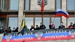 Điều kiện người biểu tình ly khai Ukraine hạ vũ khí