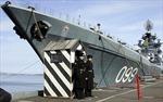 Israel không cho tàu chiến Nga cập cảng vì vấn đề Ukraine