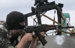 Dân quân Slavyansk tiêu diệt 1 khẩu đội súng cối Ukraine