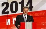 Tỷ phú Poroshenko chính thức đắc cử Tổng thống  Ukraine