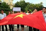 Việt kiều tại Nhật Bản hướng về quê hương
