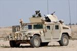 Phiến quân Syria sử dụng xe Humvee chiếm được ở Iraq