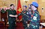 Hội thảo về việc ASEAN tham gia hoạt động gìn giữ hòa bình quốc tế