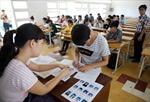 Hơn 570.000 thí sinh dự thi các khối B, C, D và năng khiếu