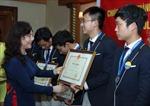 Việt Nam giành 3 HCV Olympic Toán học quốc tế