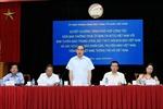 Đồng chí Nguyễn Thiện Nhân làm việc với các cơ quan tư tưởng, tuyên truyền