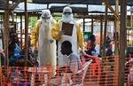 Bệnh nhân Ebola ở Nigeria đầu tiên xuất viện