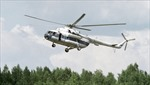 Trực thăng Nga tới Trung Quốc tập trận chung