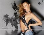 Siêu mẫu Brazil kiếm tiền 'đỉnh' nhất thế giới