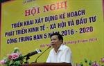 Bắc Ninh xây dựng kế hoạch phát triển kinh tế xã hội và đầu tư công