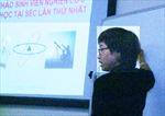 Nâng cao ý thức nghiên cứu, học tập của sinh viên Việt tại Séc