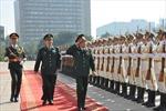 Bộ trưởng Phùng Quang Thanh hội kiến Phó Chủ tịch Quân ủy Trung ương Trung Quốc