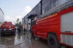 Bình Dương khống chế hỏa hoạn tại xưởng Phúc Thủ