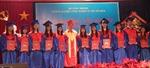 Trên 2.500 sinh viên được trao bằng tốt nghiệp