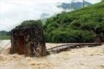 Các tỉnh từ Hà Tĩnh đến Phú Yên đề phòng lũ quét, sạt lở đất
