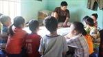 Lớp học miễn phí của thầy giáo tật nguyền