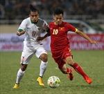 Tuyển Việt Nam hòa đáng tiếc trước Indonesia