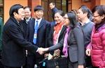 Chủ tịch nước đối thoại với học viên dự nguồn cán bộ cao cấp