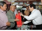 Chủ tịch nước thăm ngư dân Nha Trang-Khánh Hòa