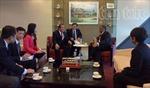 Tăng cường hợp tác ngành tòa án Việt Nam-Singapore