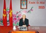 Tổng Bí thư Nguyễn Phú Trọng điện đàm với Chủ tịch Trung Quốc Tập Cận Bình