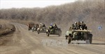 Đạt thỏa thuận về giới tuyến tại Donbass