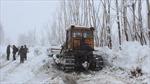 Hơn 100 người chết trong vụ lở tuyết Afghanistan