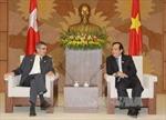 Việt Nam coi trọng quan hệ hợp tác với Thụy Sỹ