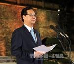 Thủ tướng chiêu đãi các đại biểu dự IPU 132