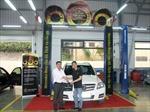 Tuần lễ vàng dành cho chủ nhân của xe  C- Class và GLK