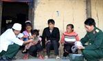 Bệnh xá quân - dân y góp phần thắt chặt tình cảm quân dân nơi biên giới