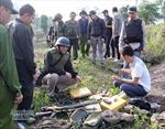 Khen thưởng lực lượng bắt vụ vận chuyển ma túy tại Sơn La
