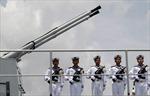 Nga và Trung Quốc tập trận chung trên Địa Trung Hải