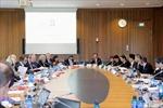 Bộ trưởng Phạm Vũ Luận đồng chủ trì Hội nghị tại Đức