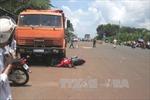 Không có chuyện công an rượt đuổi khiến nữ sinh bị tai nạn